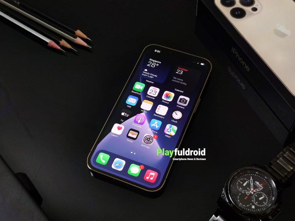 iPhone 13 Pro Design -2
