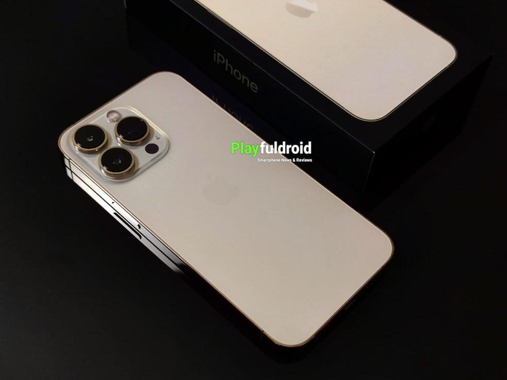 iPhone 13 Pro Design -4